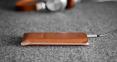 Коричневый кожаный чехол для iPhone 5,5 Handwers Hike