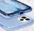 Чехол для iPhone 11 Pro Sparkle Case силиконовый голубой