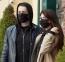 Многоразовая защитная тканевая маска (Бязь,черная)