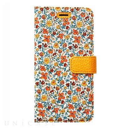 Чехол-книжка для iPhone 6 Avoc Liberty Diary Orange -