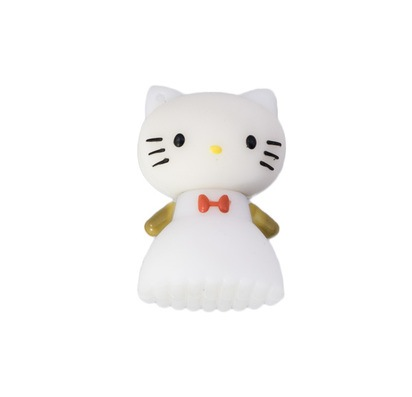 USB флеш-накопитель Cartoon's Personages Hello Kitty White 8 Gb -