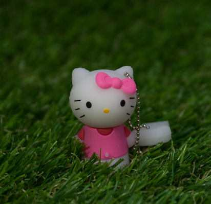 USB флеш-накопитель Cartoon's Personages Hello Kitty 4 Gb -