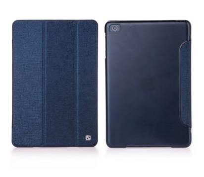 Синий чехол для iPad Mini HOCO Shine Case -