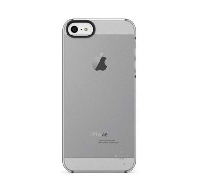 Белый чехол для iPhone 5/5s Belkin Shield Sheer Matte Case -