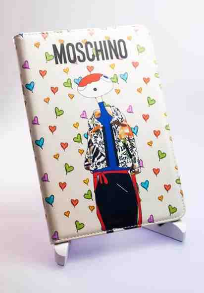 Чехол для iPad Mini/Retina Moschino Pure Style Case -