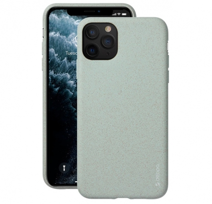 Чехол для iPhone 11 Pro Deppa Eco Case мятный -