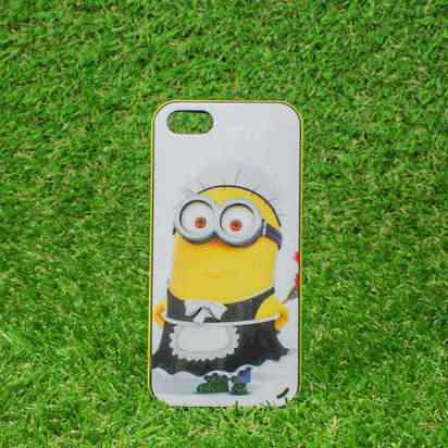 Чехол для iPhone 5/5s SGP Minions - Чехол для iPhone 5/5s SGP Minion