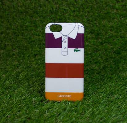 Чехол для iPhone 6 Lacoste T-shirt Multicolor -