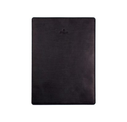 "Кожаный чехол для Macbook Pro 13"" Retina Stoneguard Black -"