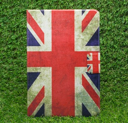 Чехол-книжка для iPad Mini 4 UK Flag -