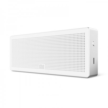 Портативная Bluetooth-колонка Xiaomi Mini Square Box Bluetooth Speaker White -