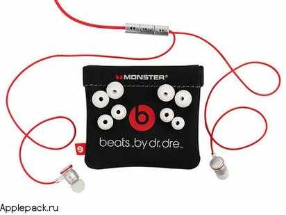 Наушники iBeats Dr. Dre White HTC -