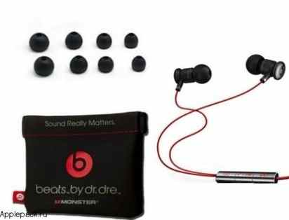 Наушники iBeats Dr. Dre Red HTC -