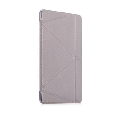 Серебристый чехол для iPad Air 2 The Core Smart Case -