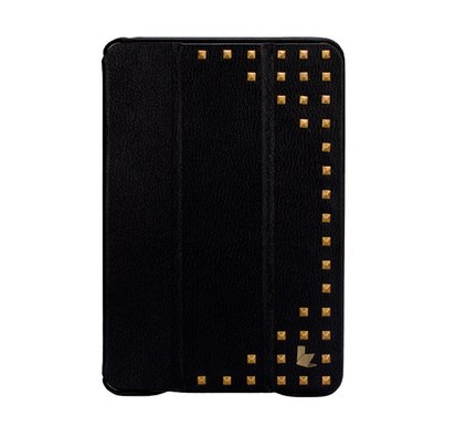 Черный чехол для iPad Mini/Retina JisonCase Studded Case -