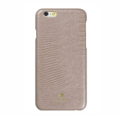 Чехол-накладка для iPhone 6/6s Just Must Croco Collection Beige -