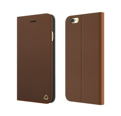 Чехол-книжка для iPhone 6/6s OCCA Jacket Collection Brown -