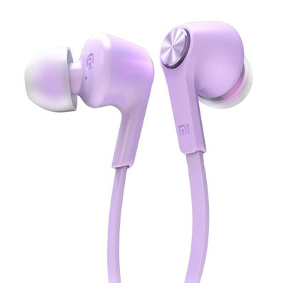 Стереонаушники Xiaomi Mi Piston Basic Edition Purple -