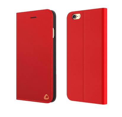Чехол-книжка для iPhone 6/6s OCCA Jacket Collection Red -