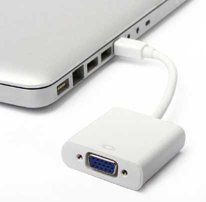 Переходник Mini DisplayPort to VGA -