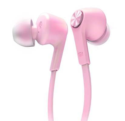 Стереонаушники Xiaomi Mi Piston Basic Edition Pink -