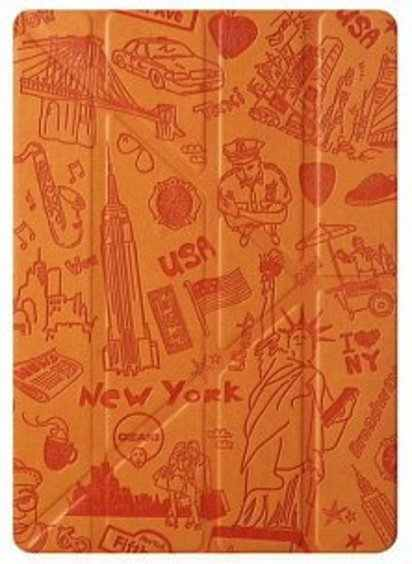 Чехол для iPad Air Ozaki o!Coat Travel New York -