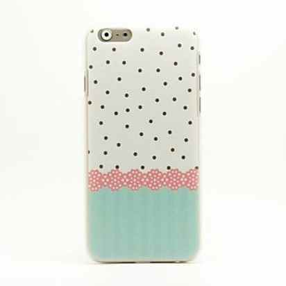 Чехол для iPhone 6 Dots & Lace Case -