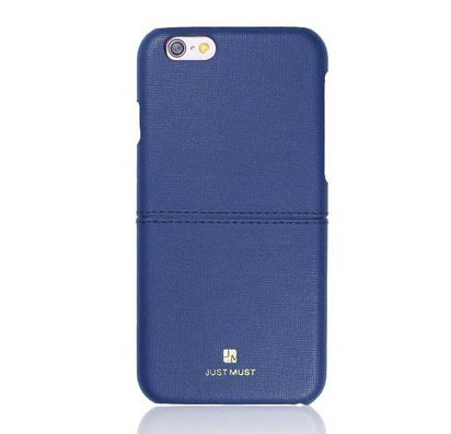 Чехол-накладка для iPhone 6/6s Just Must Ratio Collection Navy -