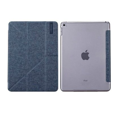 Серый чехол для iPad Air Momax Flip Cover Case -