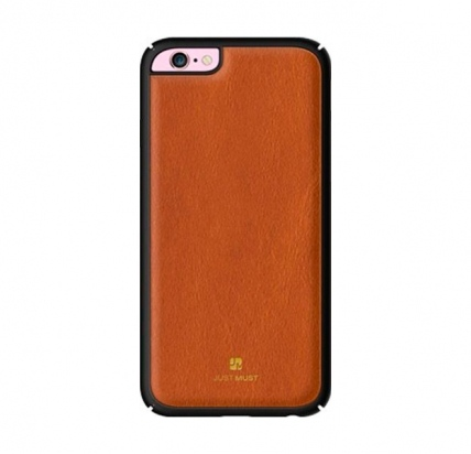 Чехол-накладка для iPhone 6/6s Plus Just Must Armour Collection Brown -