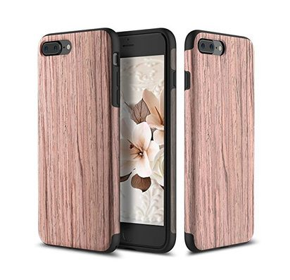 Чехол-накладка для iPhone 7 Plus Rock Grained Sandalwood -
