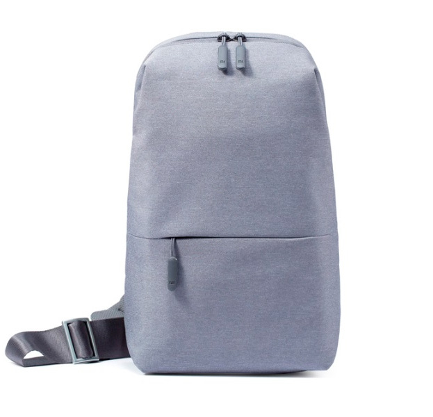 Купить Серый рюкзак Xiaomi Chest Bag