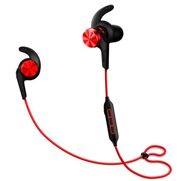Купить Красные беспроводные стереонаушники 1MORE iBFree Bluetooth Earphones, Xiaomi