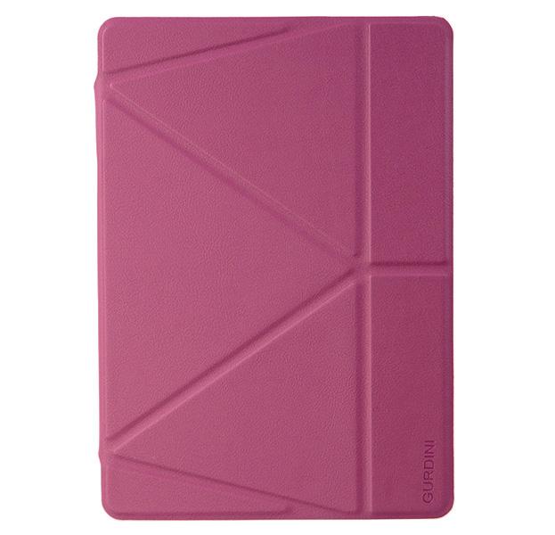 Купить Розовый чехол-книжка для iPad Air Gurdini Light Case, Прозрачный