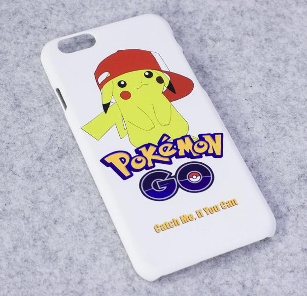 Купить Чехол-накладка My-Case для iPhone 6/6s Catch me, if you can , Пластик
