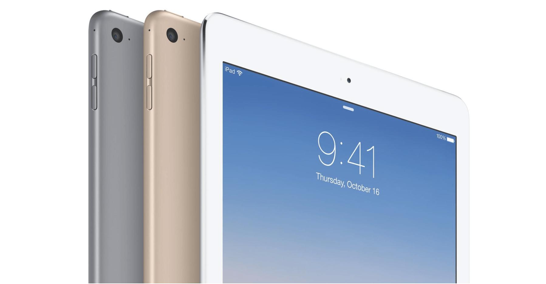 Сравнивнеие Apple iPad 10.2 (2020) и iPad Air (2020)